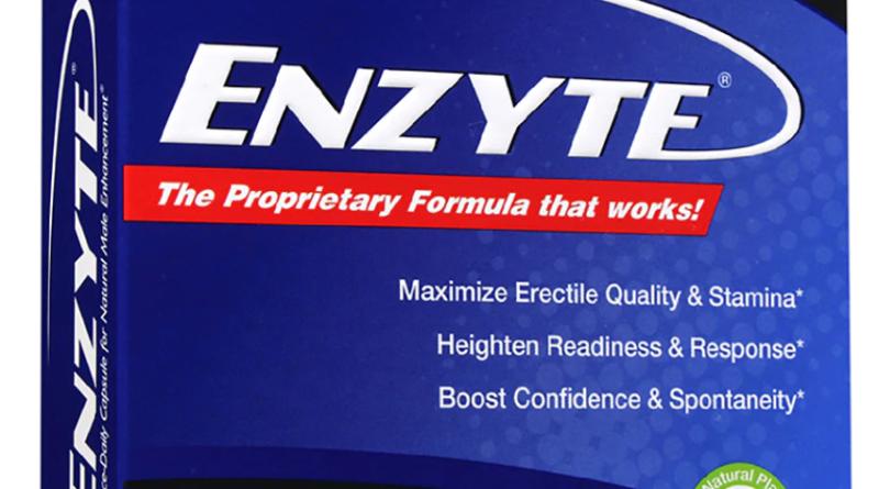 Enzyte formula vianda 30 capsules herbal supplement