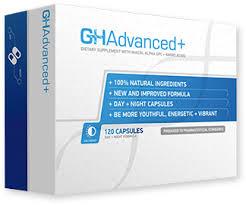 HGH Advanced box new improved formula