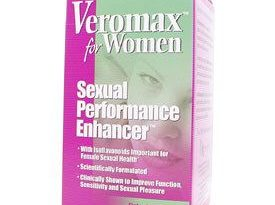 Veromax for women sexual performer enhancer