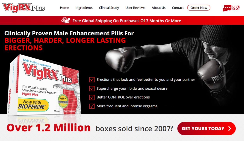 proven male enhancement pills bigger harder vigrx plus since 2007