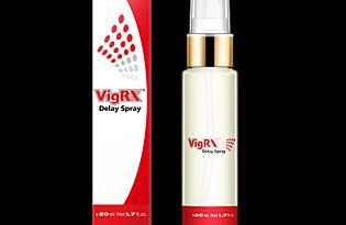 Vigrx Delay Spray last longer in bed spray