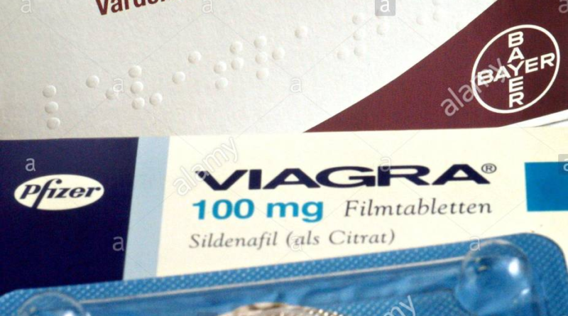 Levitra and Viagra