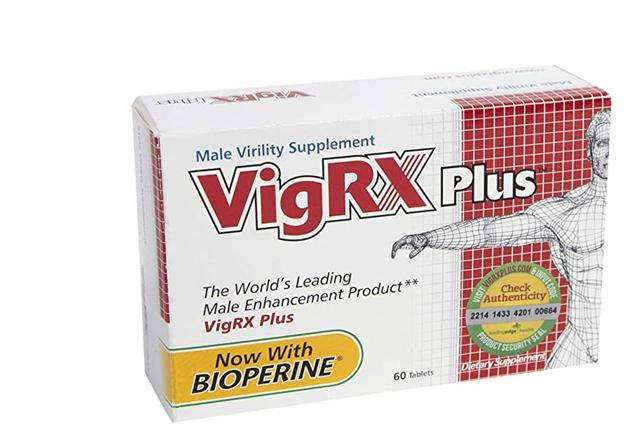 Vigrx pills