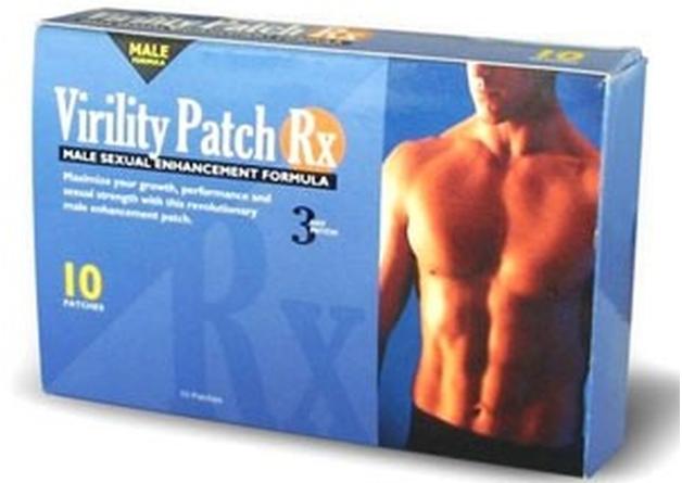 Viriity patch